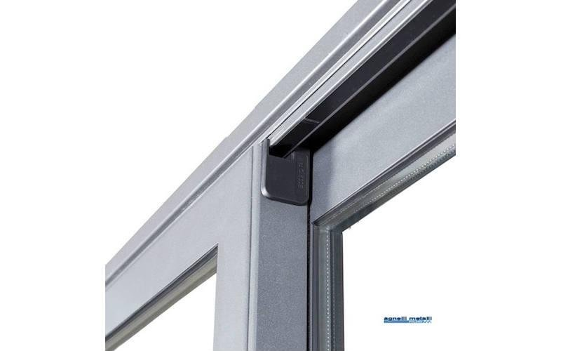 serramenti alluminio Alluminio Scorrevole 110HT  Alexia Sistemi