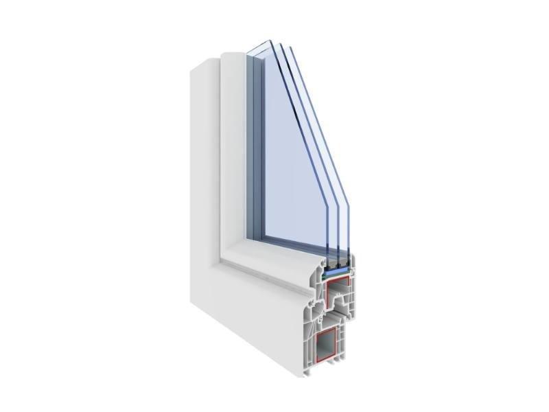 serramenti pvc 3 vetri