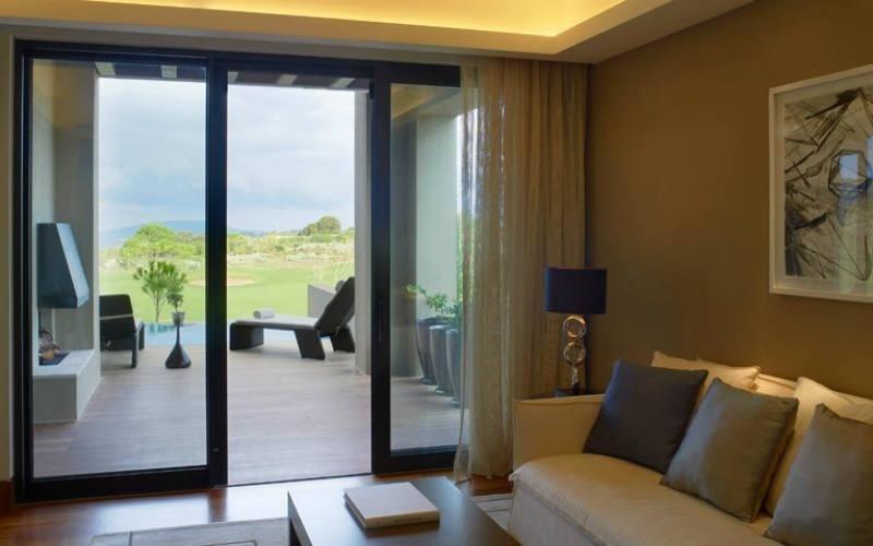 vendita porta finestra in legno alluminio