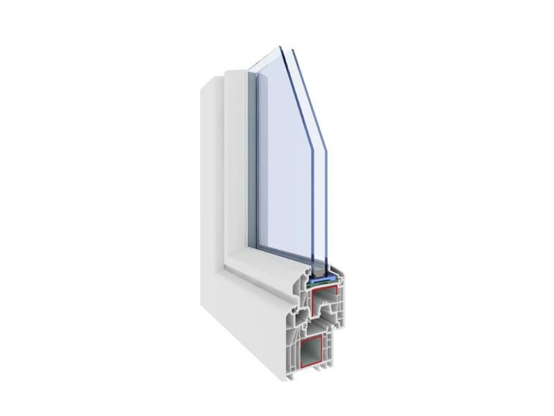 serramenti pvc 2 vetri
