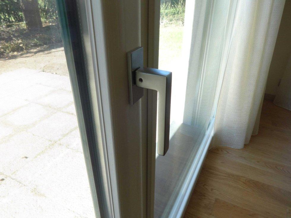 serramento alluminio e legno