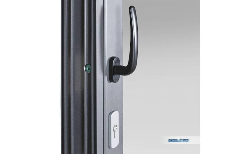 fornitura serramenti alluminio scorrevoli