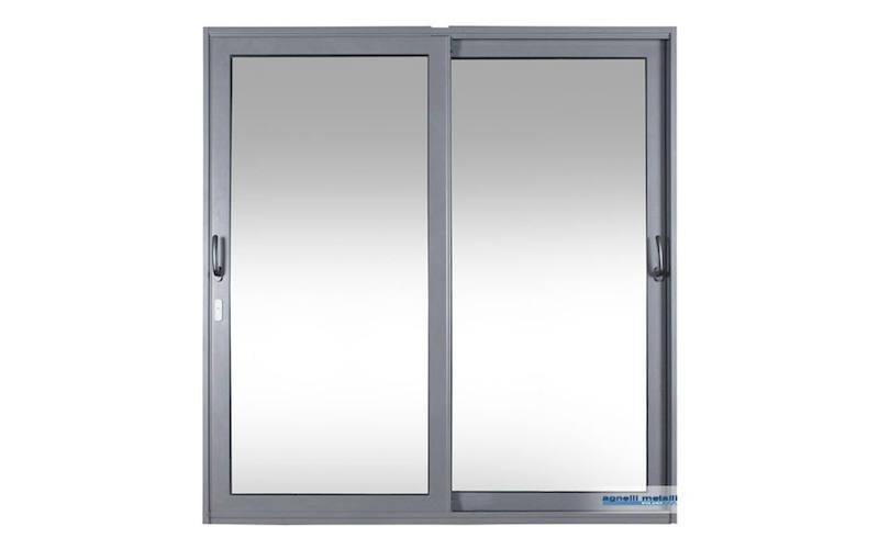 vendita serramenti alluminio scorrevoli Alexia Sistemi