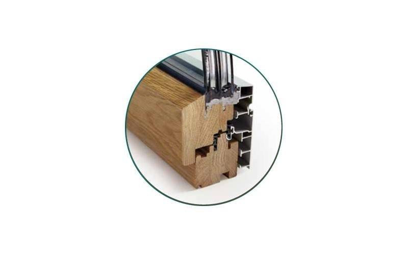 serramenti legno e alluminio