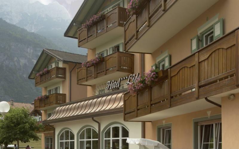 serramenti in pvc per hotel