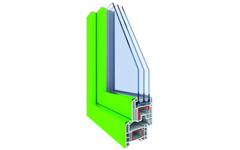 finestra pvc alluminio 3 vetri