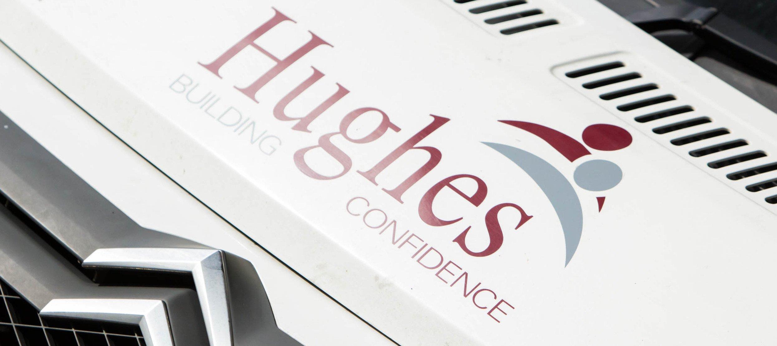 Hughes - Building Confidence