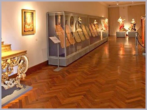 parquet museo