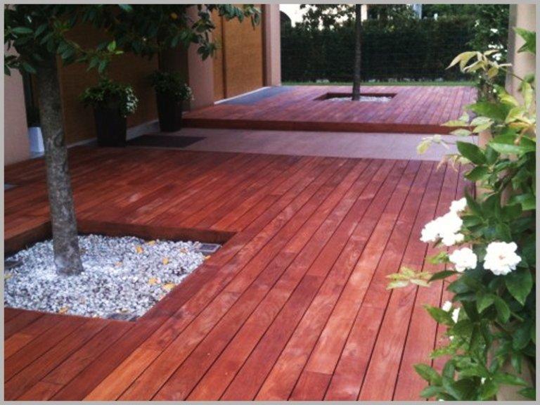 posa pavimenti legno giardino