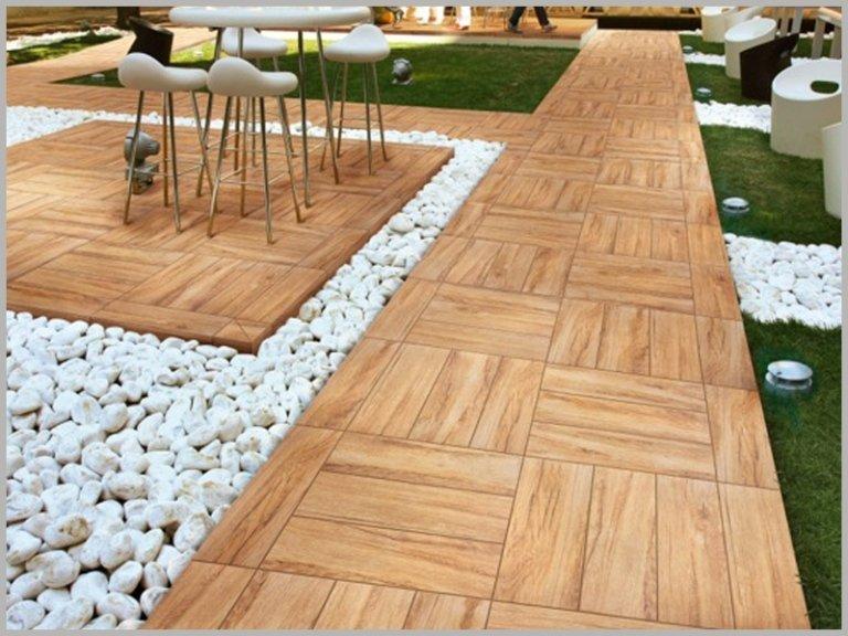 pavimento parquet esterno