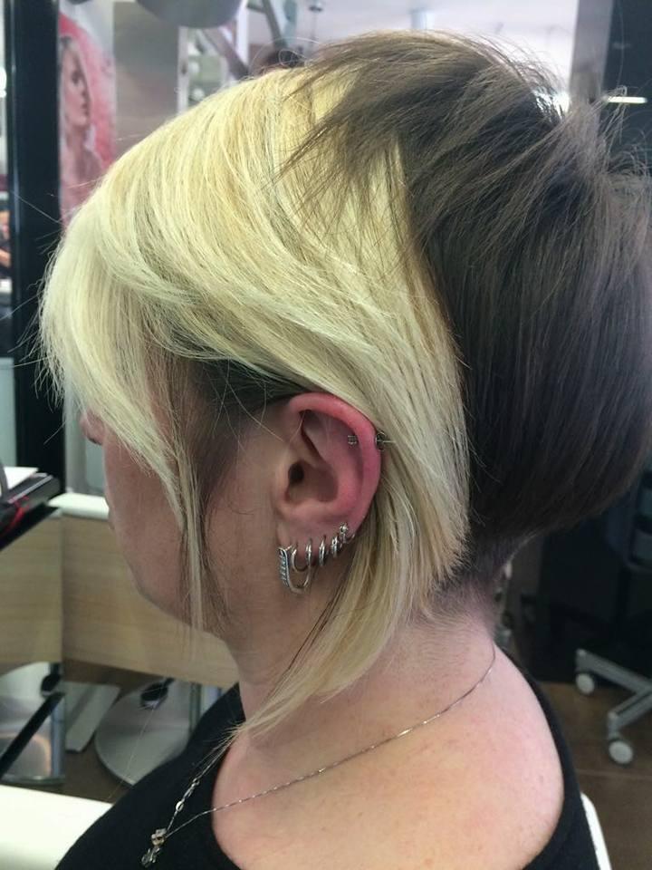 taglio capelli corto