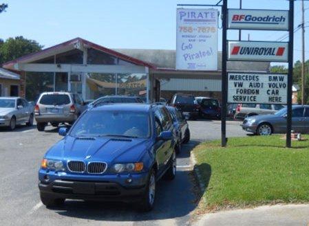 Auto Repair Greenville, NC