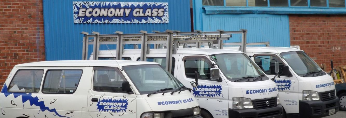 Glazier services in the South Canterbury area
