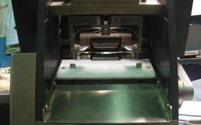 Ravioli machine