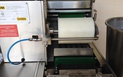 Ravioli machinery