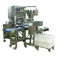 RCA300C ravioli machine