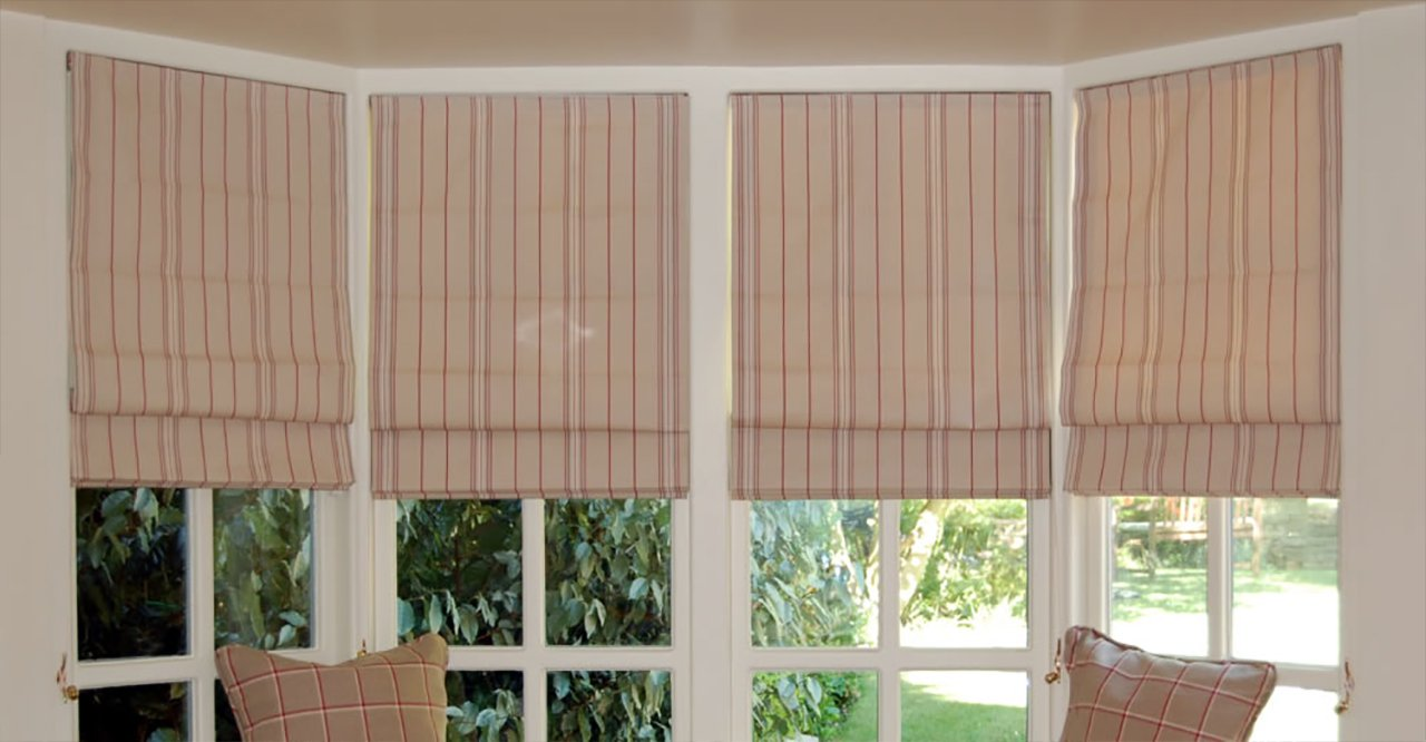 living room blinds