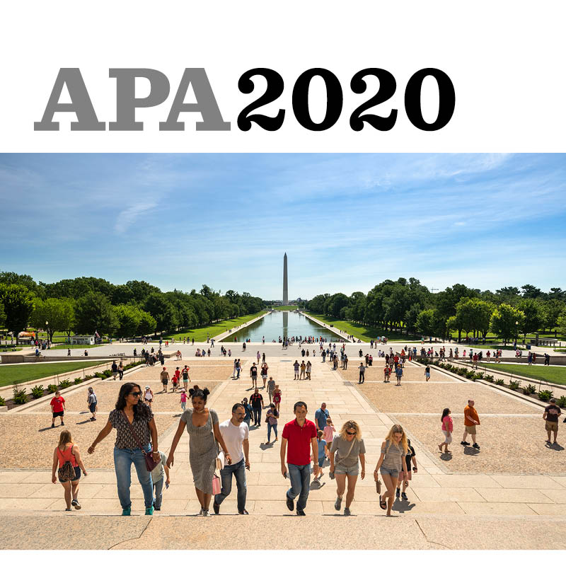 Call for Collaborative Programming Proposals - APA Convention 2020