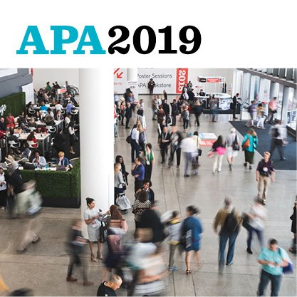 APA Film Festival at APA 2019 - APA Convention 2019