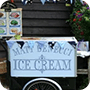 Benecci Wedding Ice Cream Bike