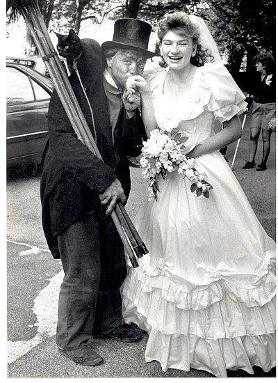 Lucky Chimney Sweep Weddings Sussex Surrey Amp Kent