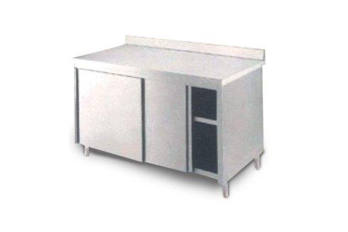 mobili in acciaio