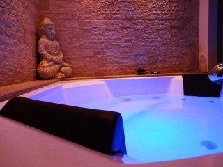 camera con vasca idromassaggio