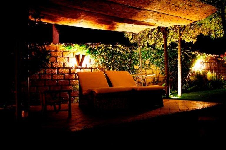 hotel con giardino