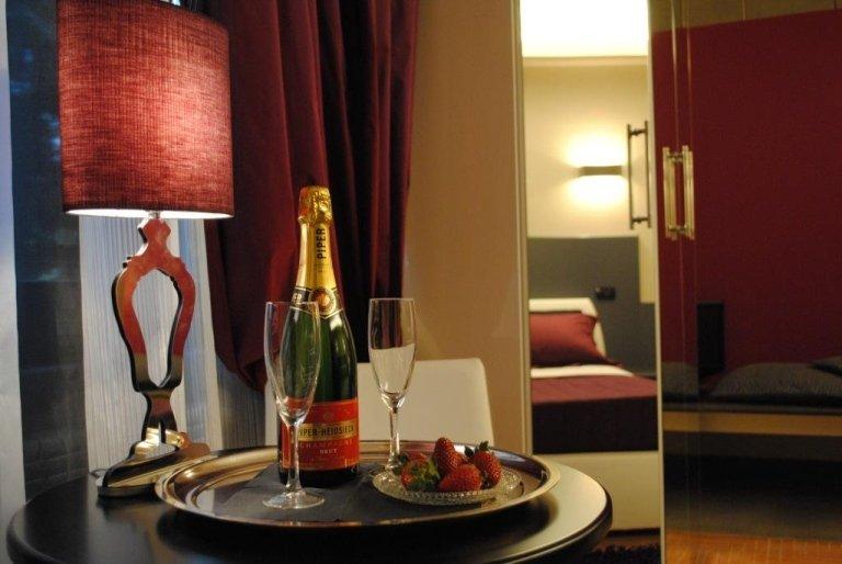 hotel con suite
