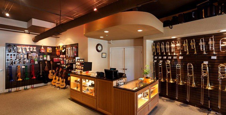 Music Store Palo Alto & Redwood City, CA