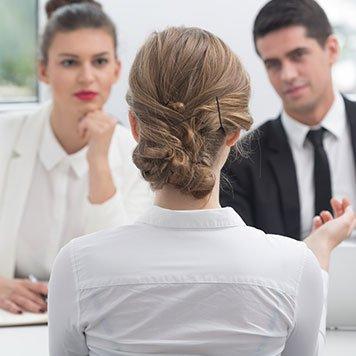 Recruitment procedure in corporation