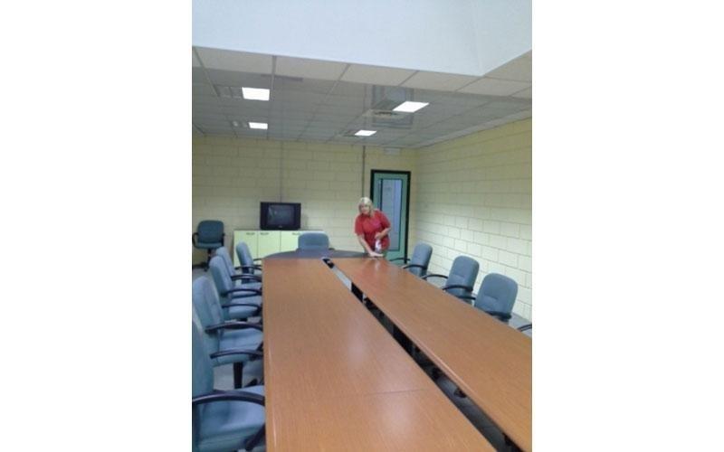 Pulizia uffici pubblici e privati