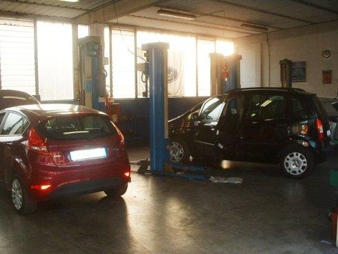 Vendita di automobili usate Fiat
