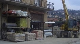 lavori edili, movimentazione terra, demolizioni