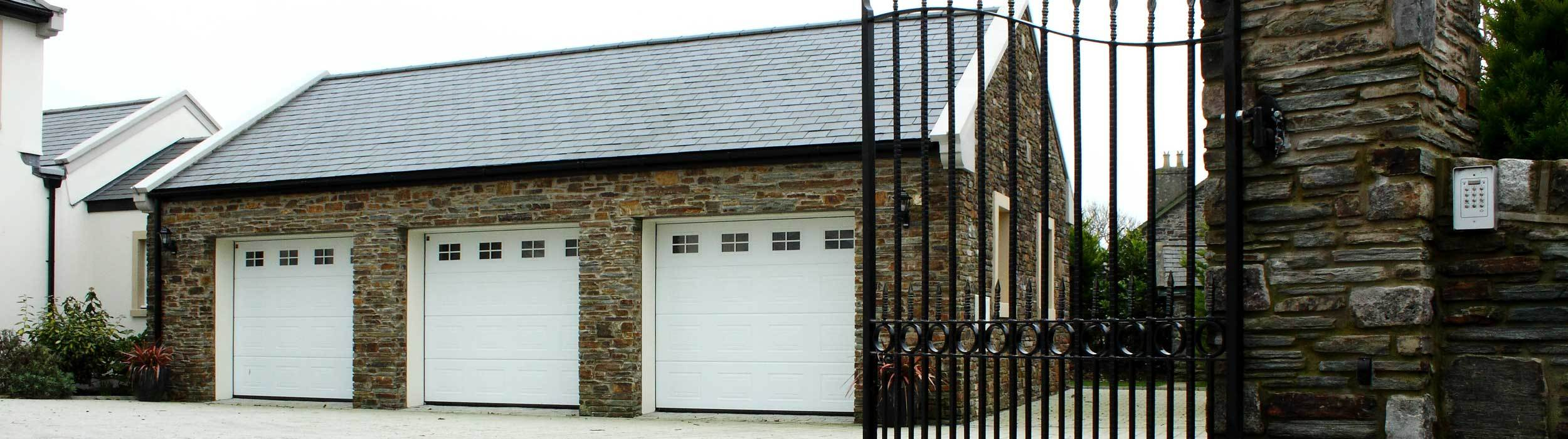 Decorating garage man door images : The Garage Door & Gate Automation Company | garage doors | Isle of Man
