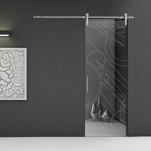 porte design collezione costellazioni