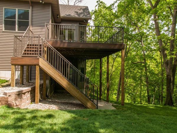 H&H Home Builders Exterior Design Image #2