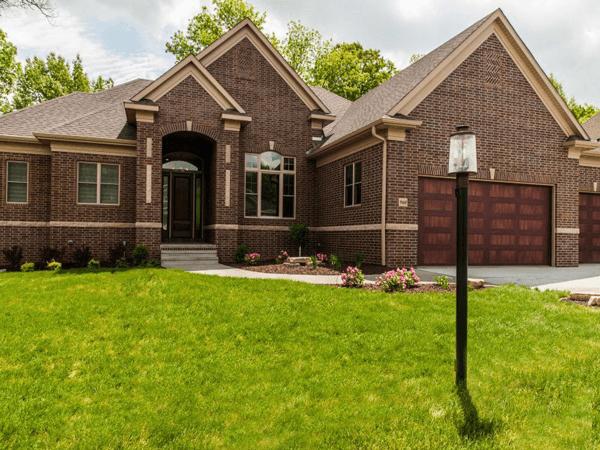 H&H Home Builders Exterior Design Image #1