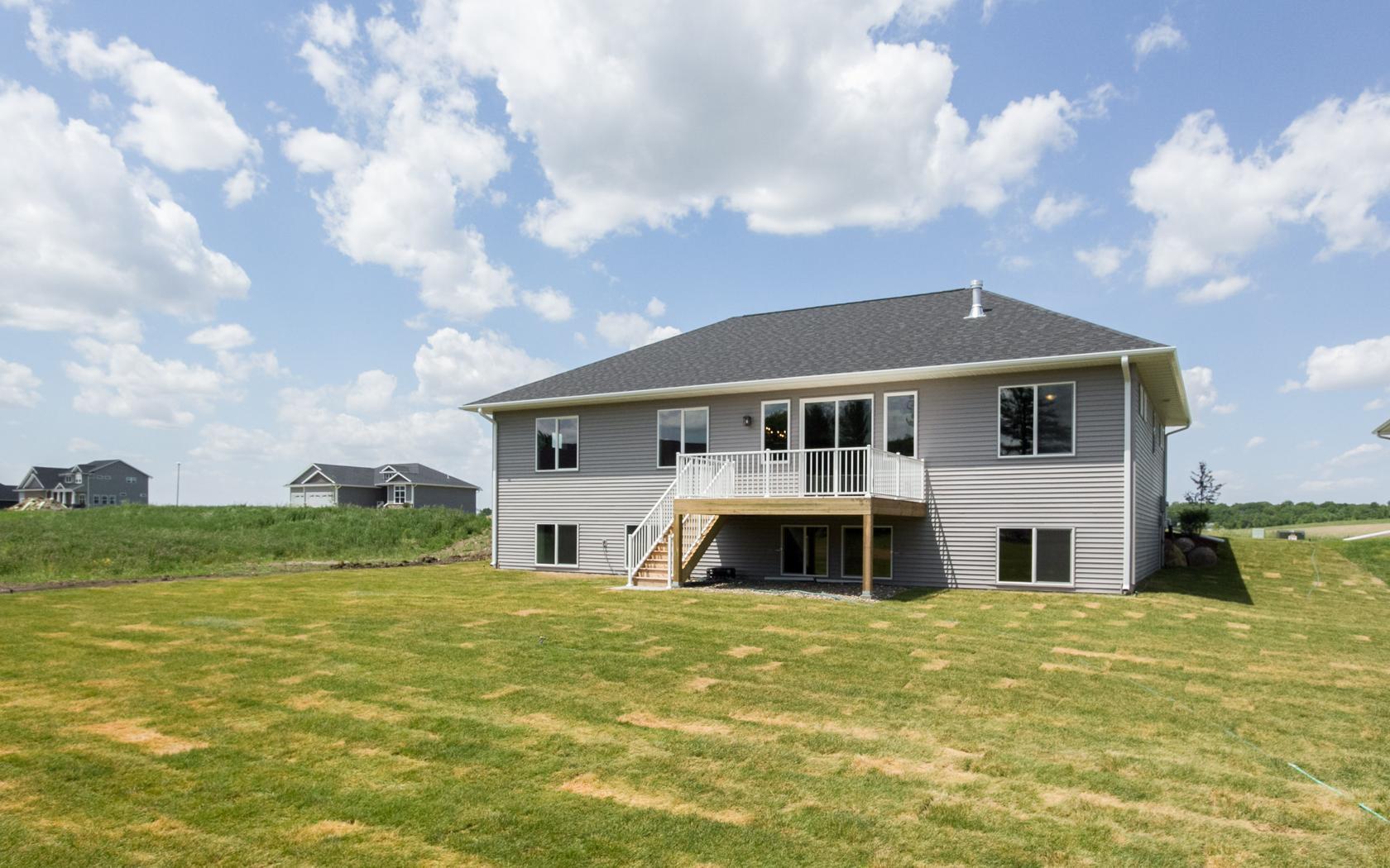 H&H Home Builders Exterior Design Image #36