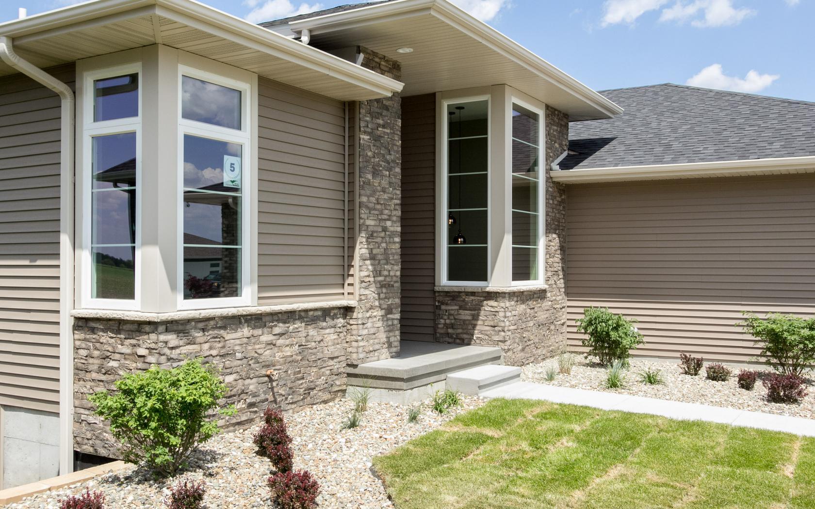 H&H Home Builders Exterior Design Image #39