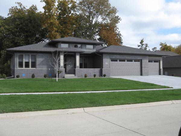 H&H Home Builders Exterior Design Image #25