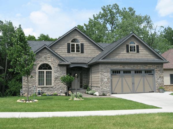 H&H Home Builders Exterior Design Image #28