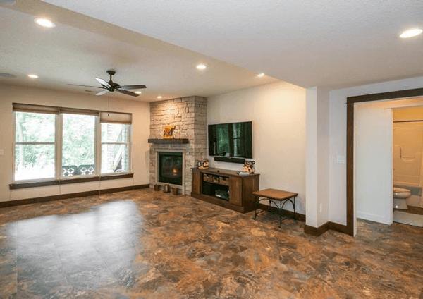 H&H Home Builders Interior Design Image #48
