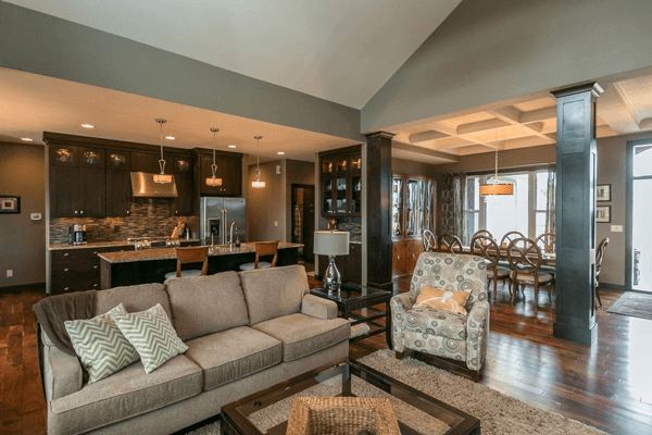 H&H Home Builders Interior Design Image #53