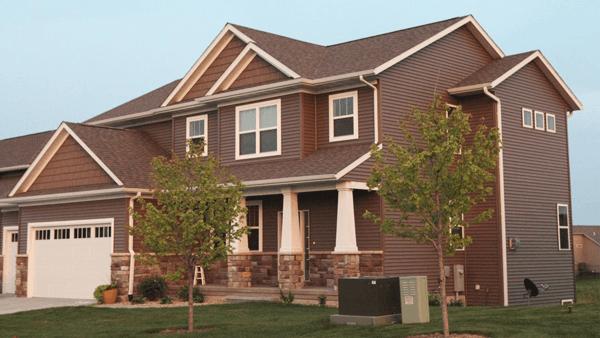 H&H Home Builders Exterior Design Image #17