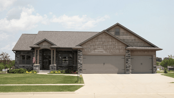 H&H Home Builders Exterior Design Image #18