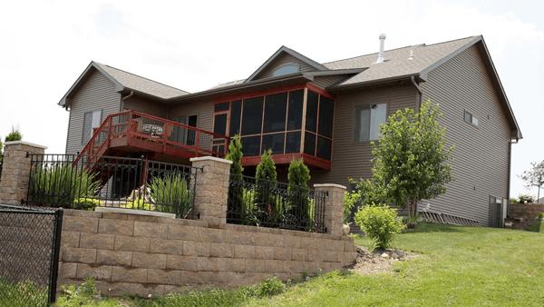 H&H Home Builders Exterior Design Image #20