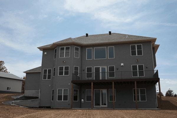 H&H Home Builders Exterior Design Image #21