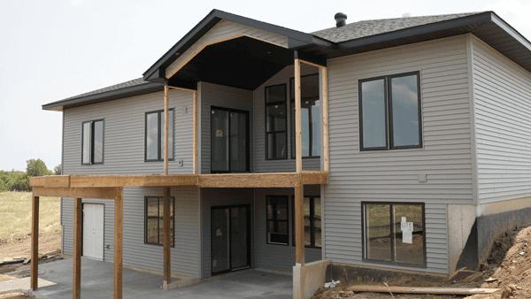 H&H Home Builders Exterior Design Image #22