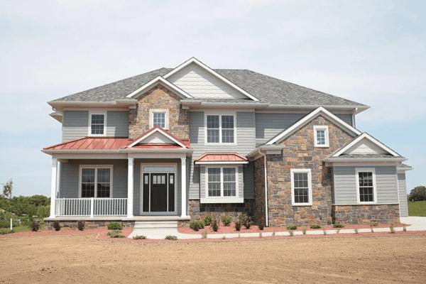 H&H Home Builders Exterior Design Image #23